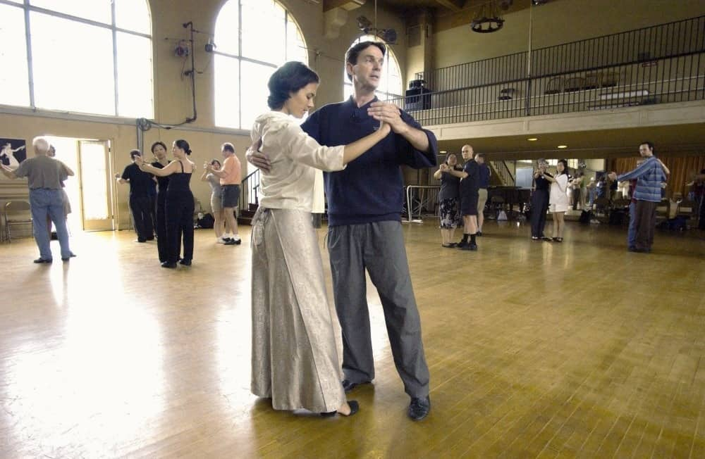 Pourquoi Pas la Danse Sociale